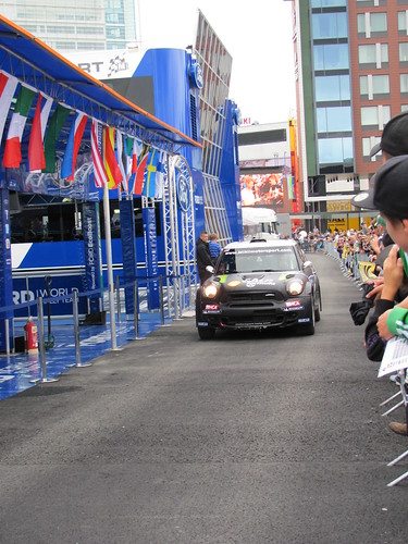 Rally Finland 2012 | by Jon Barbour