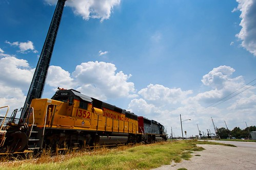 Downtown Bryan, Texas | by Brian Kim Studio