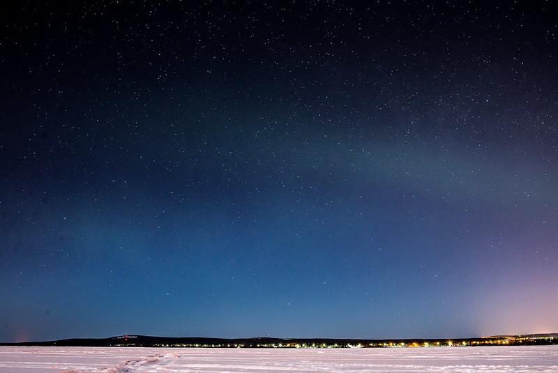 Finlandia, Aurora