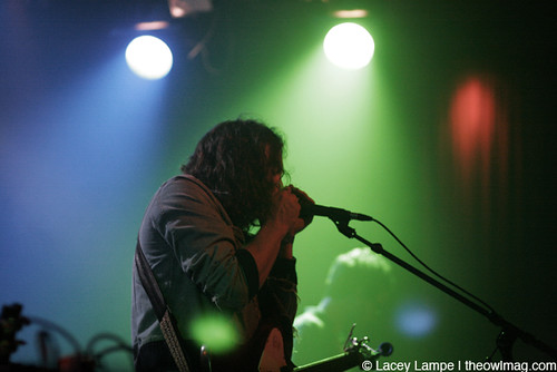 War On Drugs @ The Independent, SF 3/21/12 | by The Owl Mag