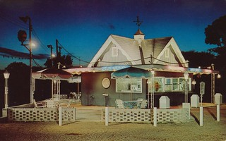 Bill Stewart's Drive-In Restaurant - Coloma-Watervliet, Michigan | by The Cardboard America Archives