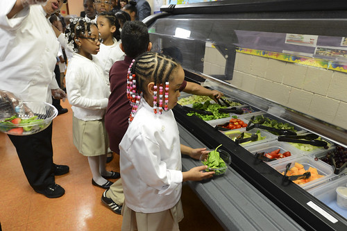 Let's Move Salad Bars to Schools Initiative | by MDGovpics