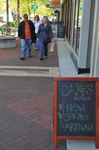 Cakes Around Downtown Harrisburg