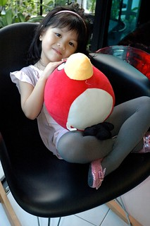 I love my angry bird | by Victor and Patricia Ocampo