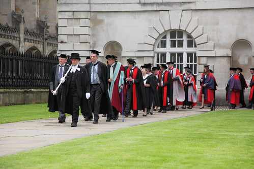 Honorary Degrees 2012 | by Cambridge University