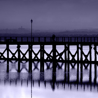 Amble Pier (After the Storm) | by Amble180