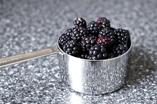 blackberries | by smitten kitchen