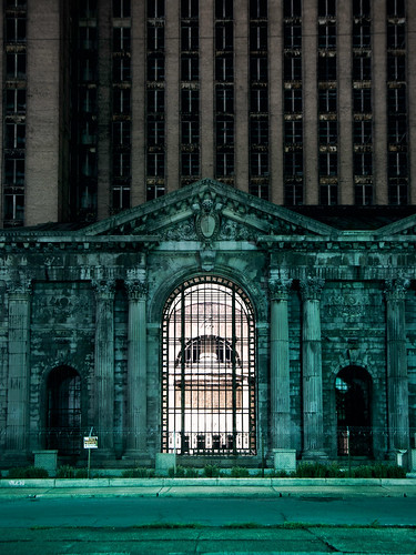 Michigan Central Station | by Jon DeBoer