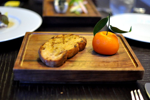 Dinner by Heston Blumenthal - Meat Fruit | by Cathy Chaplin | GastronomyBlog.com