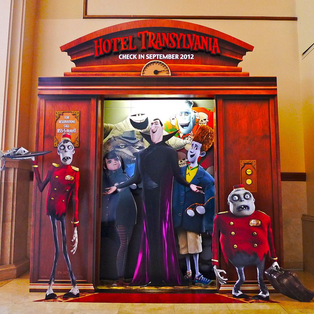 Image result for hotel transylvania