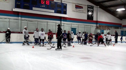 Brad Perry coaching a hockey school in Chicago  4 | by Brad Perry