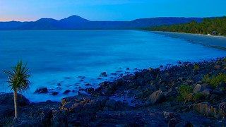 Dawn greets Four Mile Beach at Port Douglas | by Andy Burton Oz
