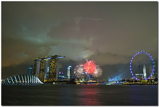 28 July 2012 NDP Fireworks Rehearsal_7070 | by wsboon