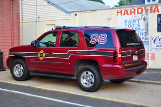 Morrisville Fire Company Deputy Chief 98 | by Triborough