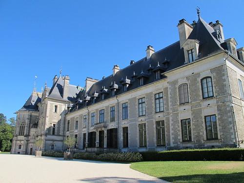 Ch teau de menetou salon xive xixe cher 18 les - Menetou salon chateau ...