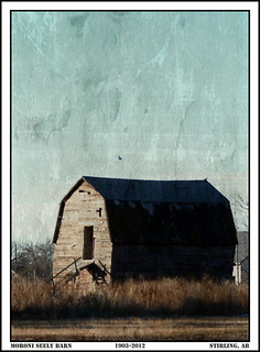 Seely Barn 1903-2012...Textured... | by The Lost Canuck Photography by Cody Kapcsos