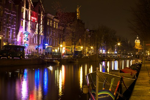 Amsterdam at Night | by edwademd