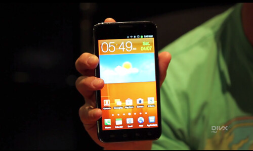 Jim reviews the Samsung Galaxy Note | by divxinc