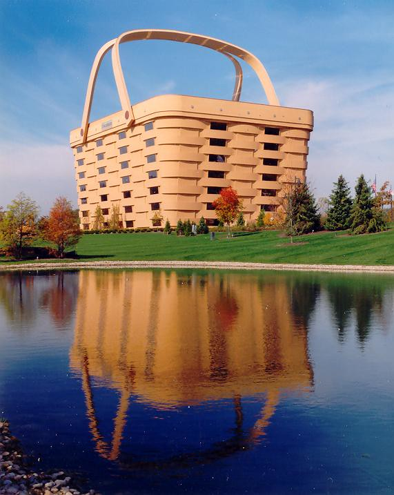 ... Longaberger Home Office | By Greater Licking County CVB