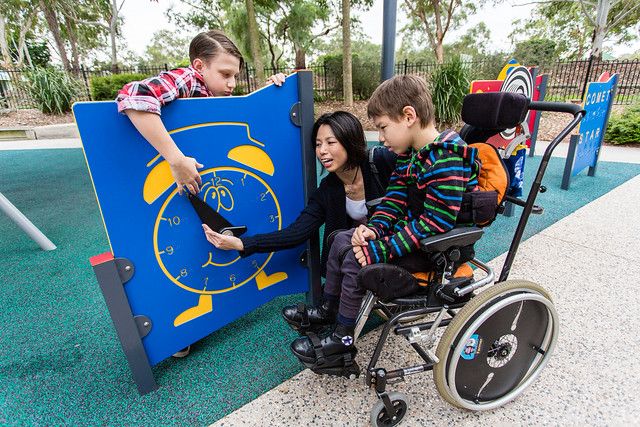 Accessible and inclusive play