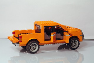 Ford Global Ranger Wildtrack Dualcab Pickup - P375 | by lego911