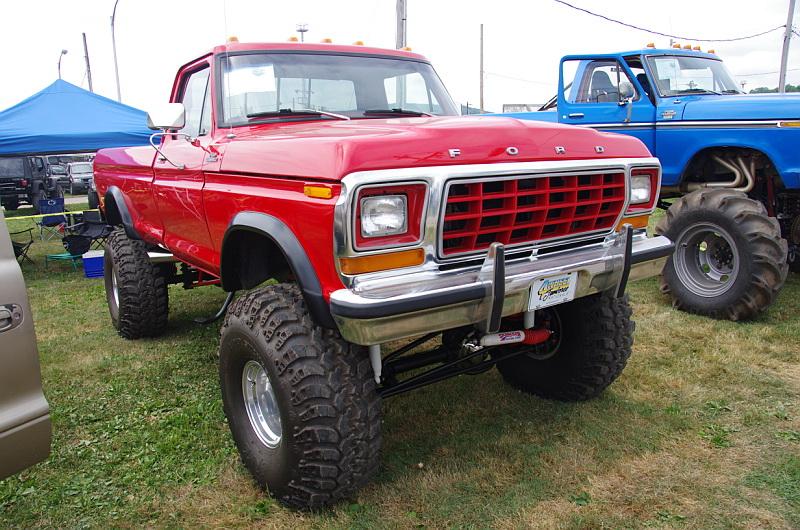 1979 Ford F 150 Pickup Truck