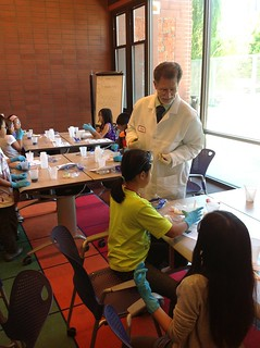Science with Ernie! @ The Millbrae Library | by San Mateo County Libraries