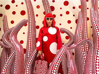 Yayoi Kusama on 5th | by ShelSerkin