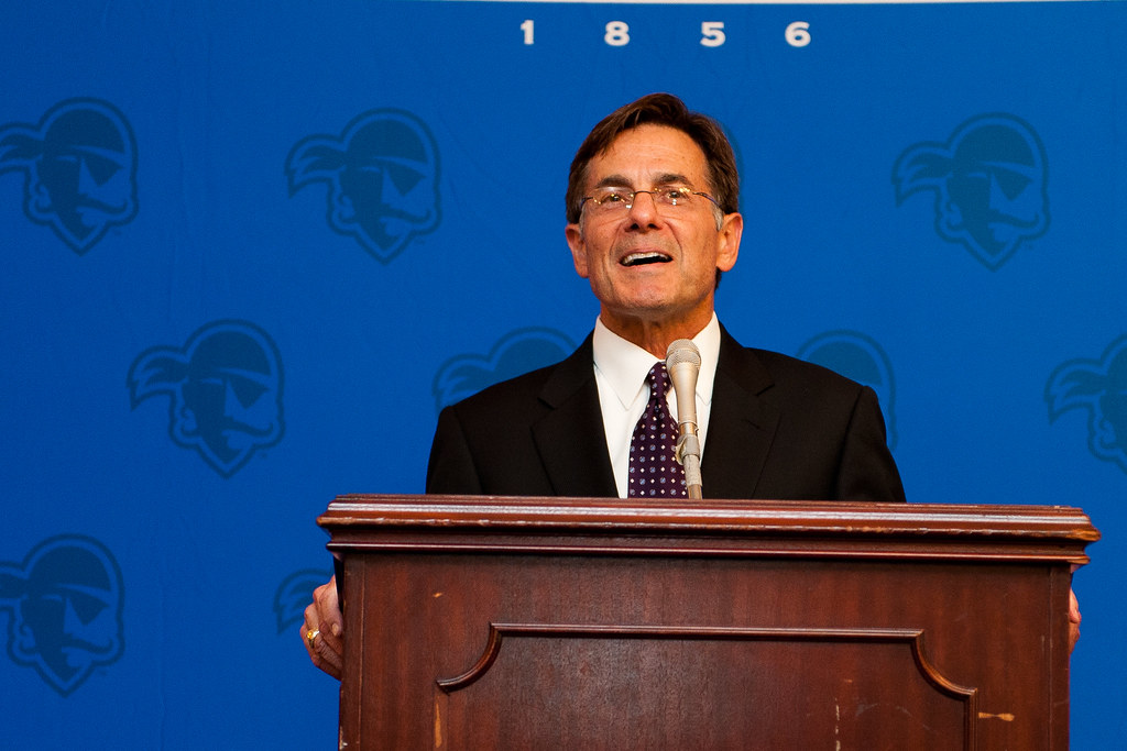 ... Dennis Garbini, Vice President For Administration | By Seton Hall  University