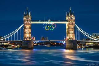 London - Let The Games Begin! | by Yen Baet