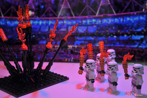 London 2012 Opening Ceremony | by 713 Avenue