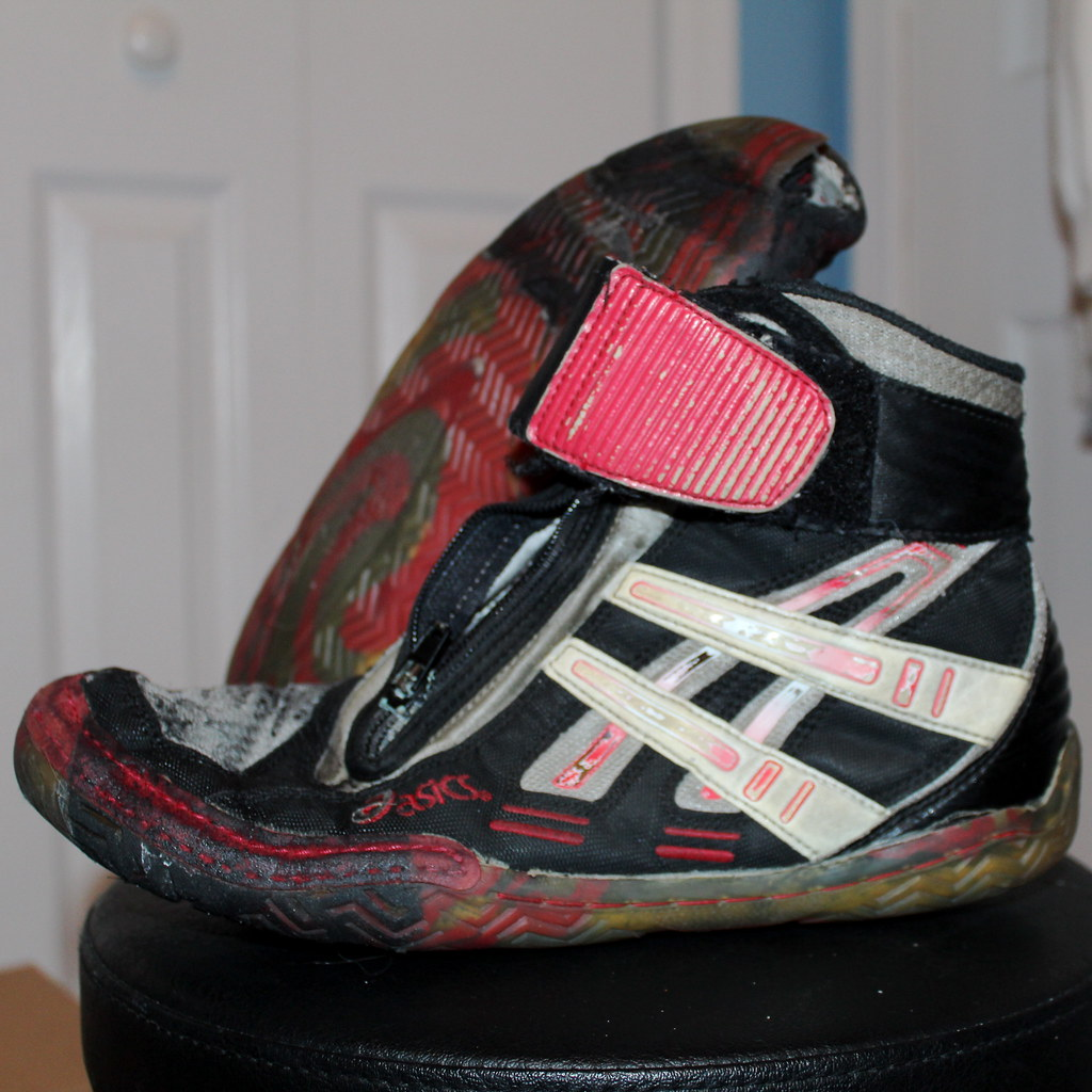 Asics Ultraflex Wrestling Shoes | THese shoes are awesome bu… | Flickr
