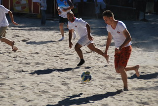 Beach soccer | by brive-tourisme