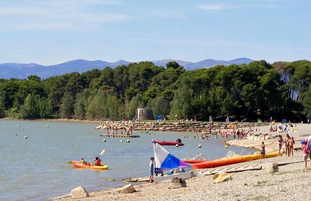 Lac de plaisance de Jouarres