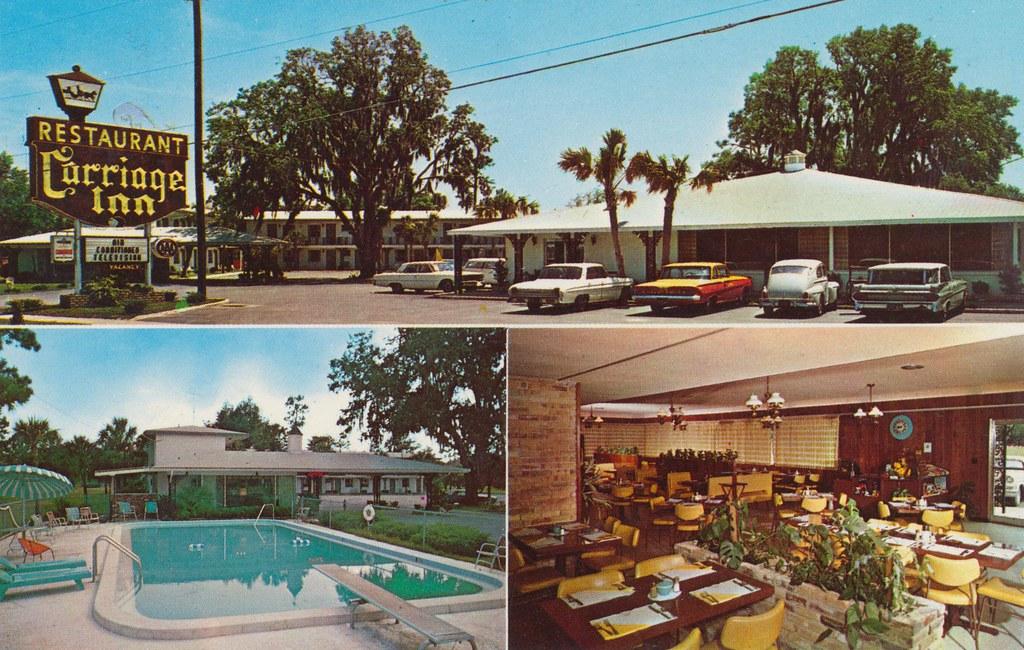 Carriage Inn - Cross City, Florida