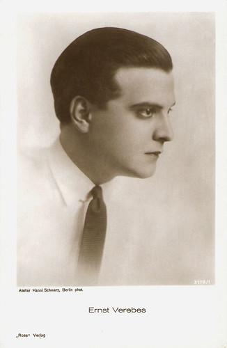 Ernst Verebes