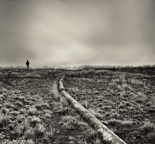 alone | by richter christian