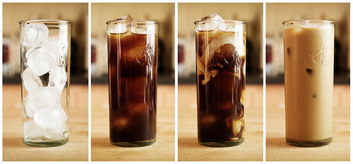Iced Coffee Tych | by zanderwhite