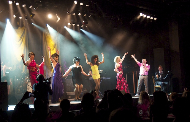 Jessies musical interlude - Cage aux Folles