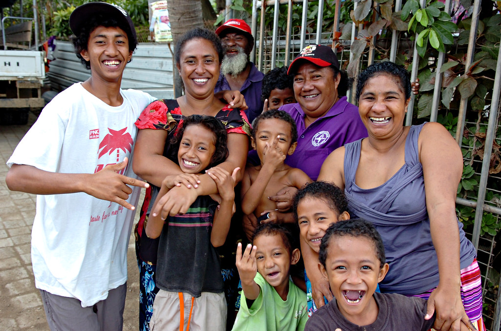 Port moresby women