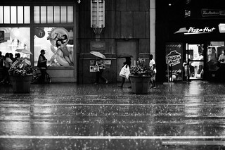 rain in the City | by Nannile