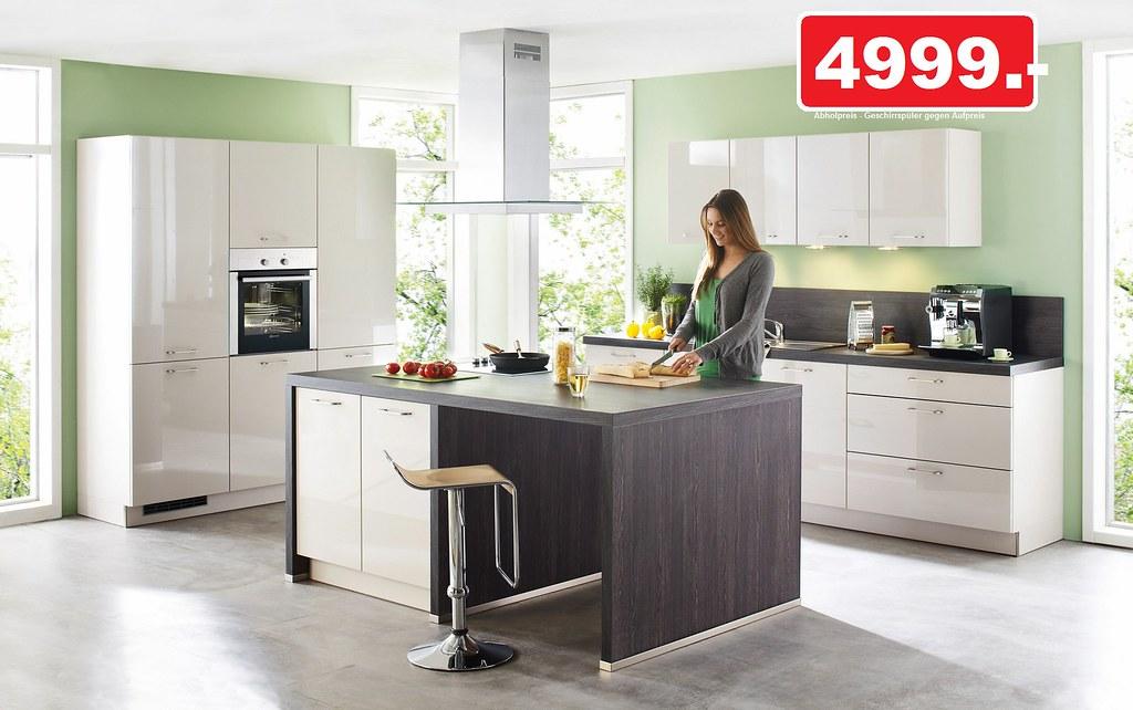 Einbauküche nolte nova lack  6007NOVA_LACK_Sahara_Mooreiche KÜCHEN PARADIES Fellbach An… | Flickr