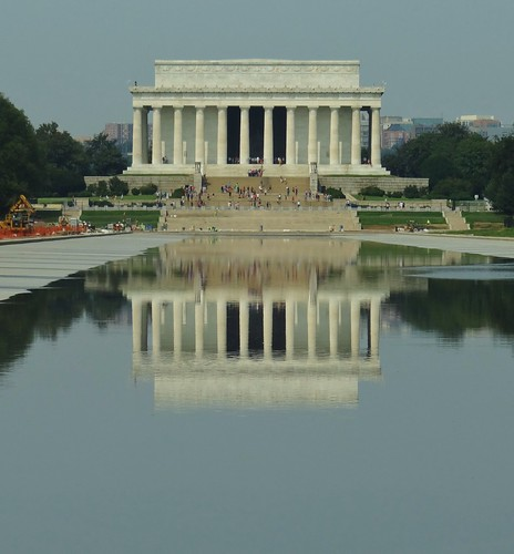Lincoln Memorial | by Ken Wolf