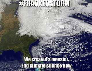 Frankenstorm: We Created A Monster | by ClimateTruth