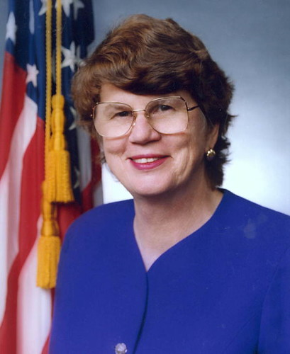 Portrait of Janet Reno | by State Library and Archives of Florida