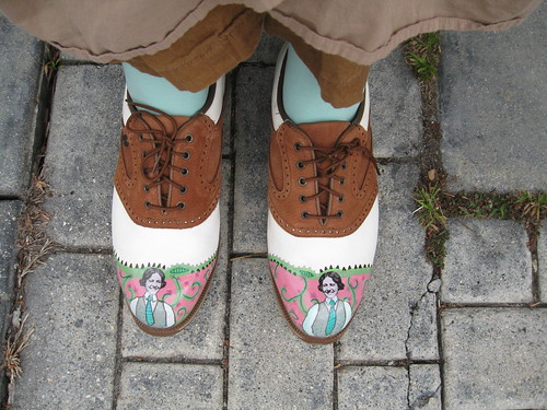 My new Flickr Commons shoes | by pennylrichardsca (now at ipernity)