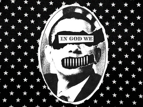 IN GOD WE BUST | by Poster Boy NYC