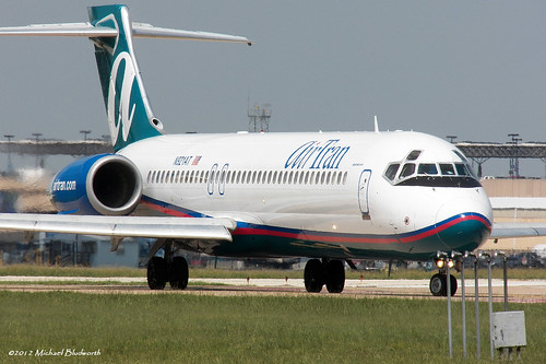 Air Tran 717 N921AT | by MichaelB in Houston