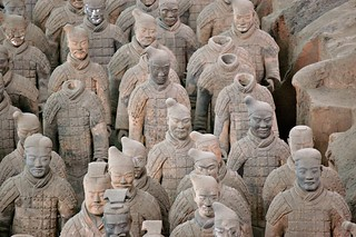 Terracotta Warriors (Xi'an, China) | by Domingo Mery