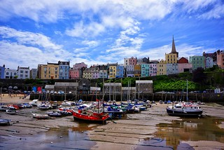 Tenby Harbour | by Richardjo53